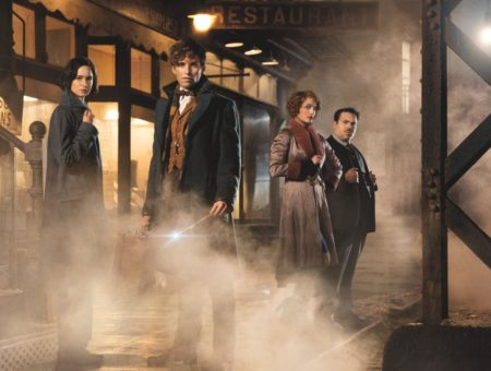 Fantastic Beasts and Where to Find Them promo image