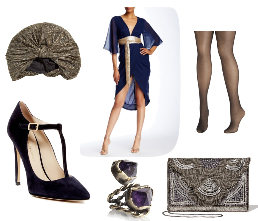 Outfit inspired by Seraphina Picquery from Fantastic Beasts and Where to Find Them