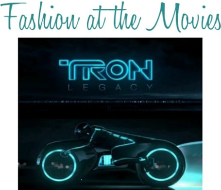Fashion at the Movies: Fashion inspired by Tron Legacy