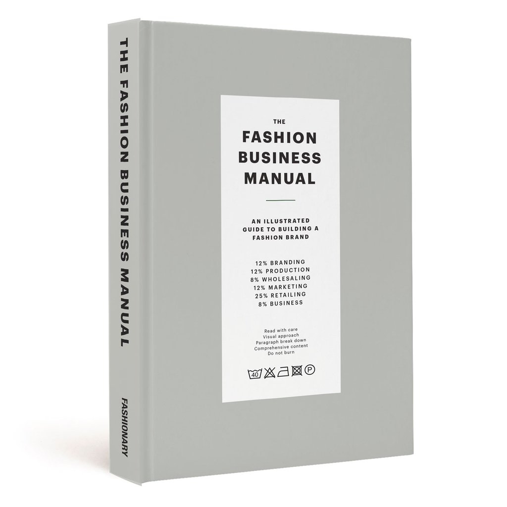 Photo of The Fashion Business Manual by Fashionary.