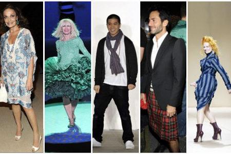 Fashion designer style