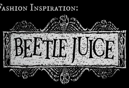 fashion inspiration beetlejuice