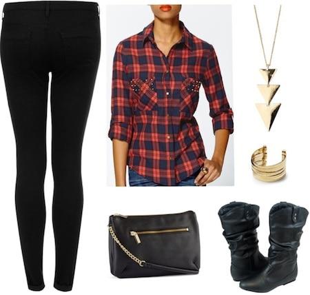 Fashion Inspiration From Arrow