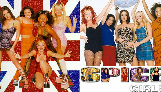 Fashion inspiration the spice girls