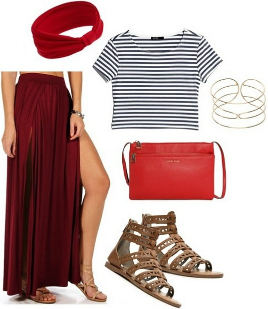 Fashion inspired by The Giver