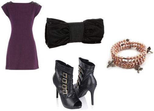 Fearne Cotton style - night outfit