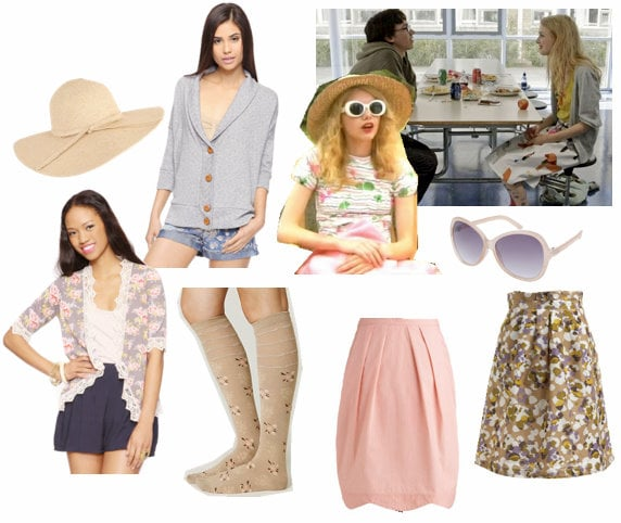 How to dress like Cassie from Skins - Outfit 3