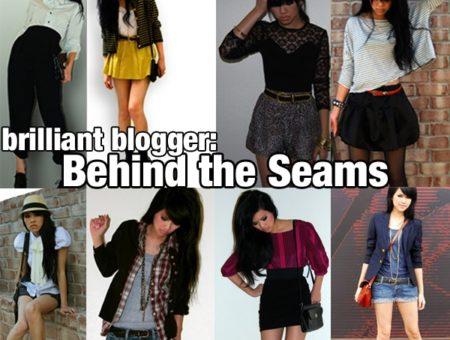 Trang Huyen of Behind the Seams