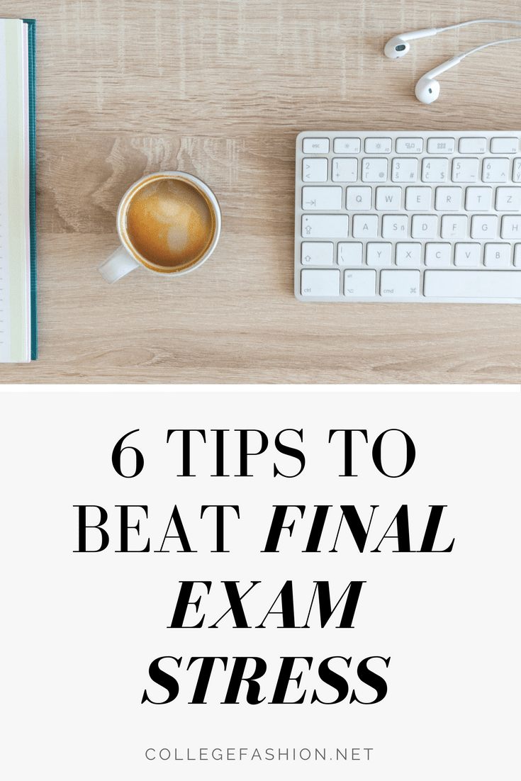 Final exams stress tips: How to beat final exam stress in college