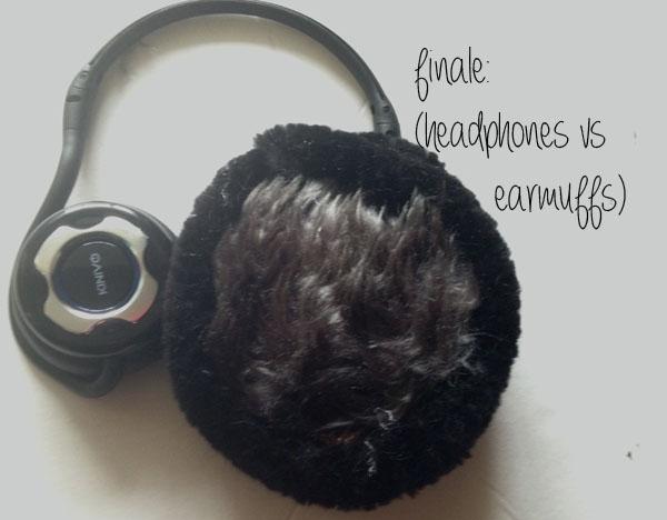Finale diy earmuffs