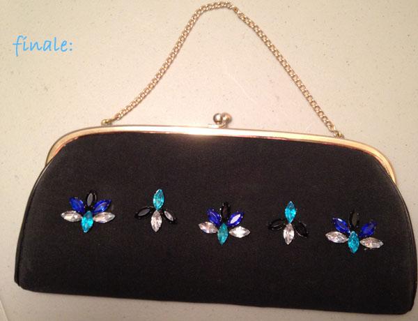 Finale1 diy jeweled clutch