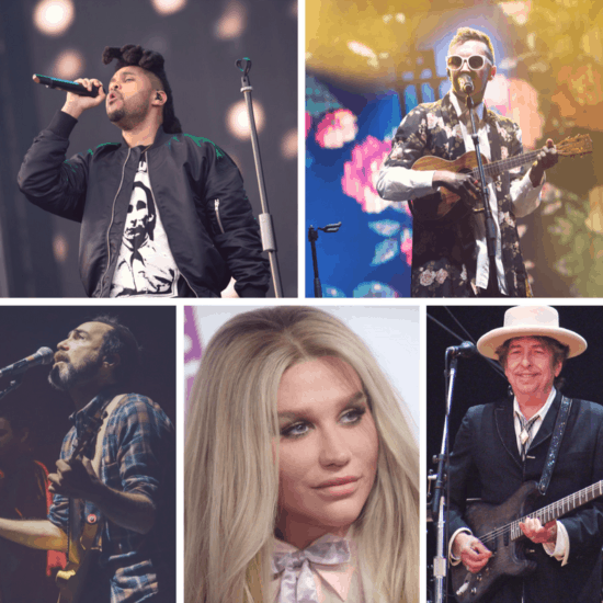 Firefly music festival 2017 lineup - the weeknd, twenty one pilots, the shins, kesha, and bob dylan