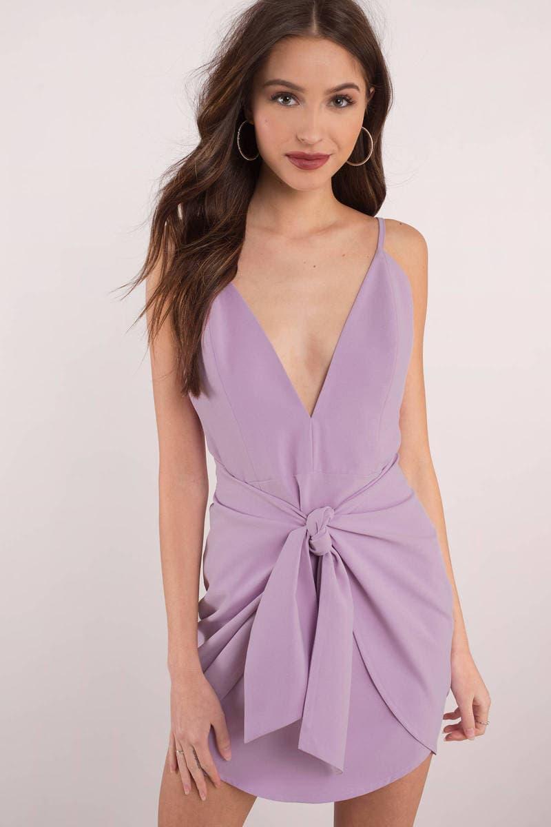 Women's first date dress Spring 2018
