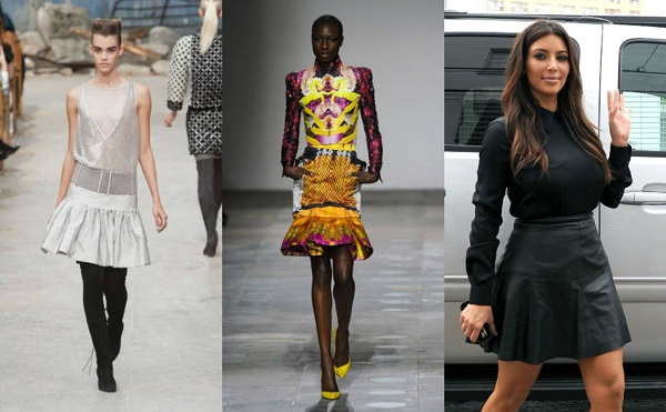 Fit-And-Flare-Skirt-Trend-on-Runway-and-Celebrities