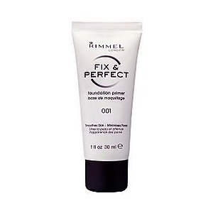 Rimmel fix and protect