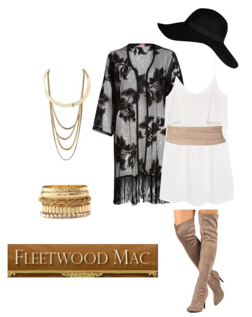 Fleetwood Mac fashion inspiration