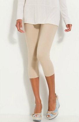 Flesh colored leggings