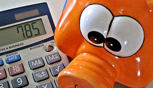 Flickr Piggy Bank Calc