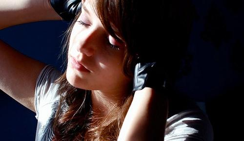 Flickr Listening to Music