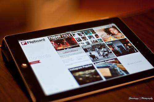 Flipboard Smartphone App