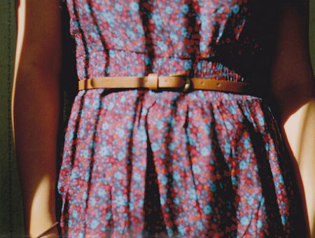 Floral dress trend at Northern Arizona University