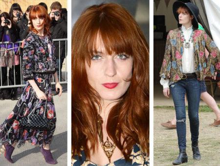 Florence Welch fashion