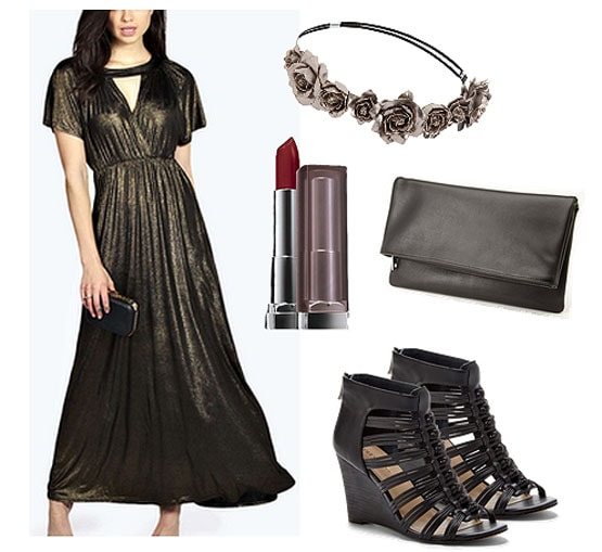 Florence Welch inspired outfit
