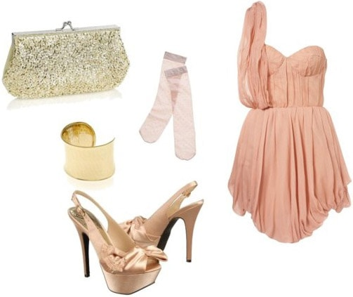 Florence Welch style - night outfit