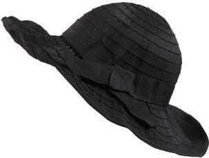 Forever 21 floppy black hat
