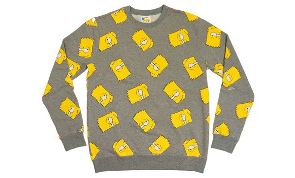 Forever 21 Simpsons collection