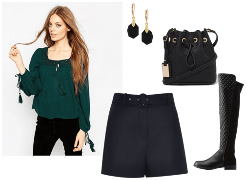 """""""Fossa"""" inspired outfit"""