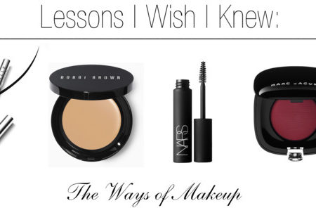Four makeup application mistakes