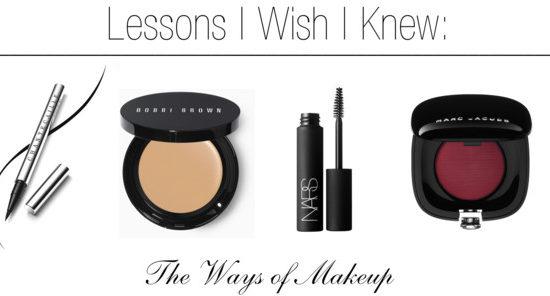 Four makeup application mistakes