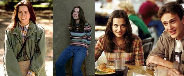 Freaks and geeks style lindsay