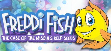 Freddi Fish Logo