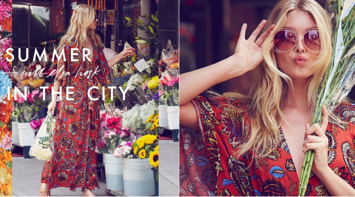 Free People Summer in the City Lookbook