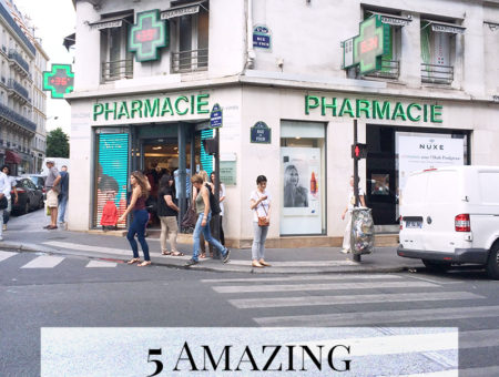 French Pharmacy Beauty Must-Buys