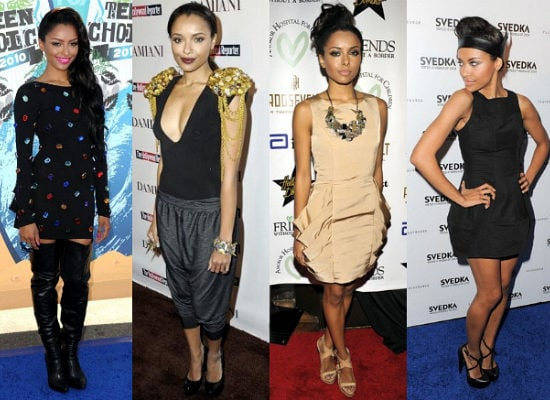 Fresh Fashion Icon Kat Graham