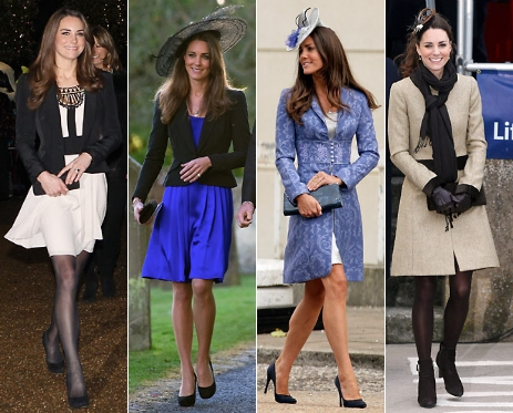 Fresh Fashion Icon Kate Middleton