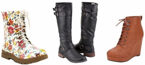 Freshman necessity boots