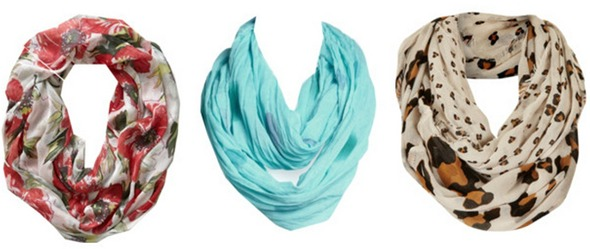 Freshman necessity scarves