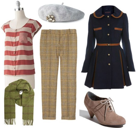 Outfit inspired by Friends of the Abaisse from Les Miserables