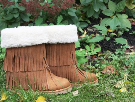 Madden Girl fringe boots