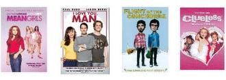Favorite DVDs