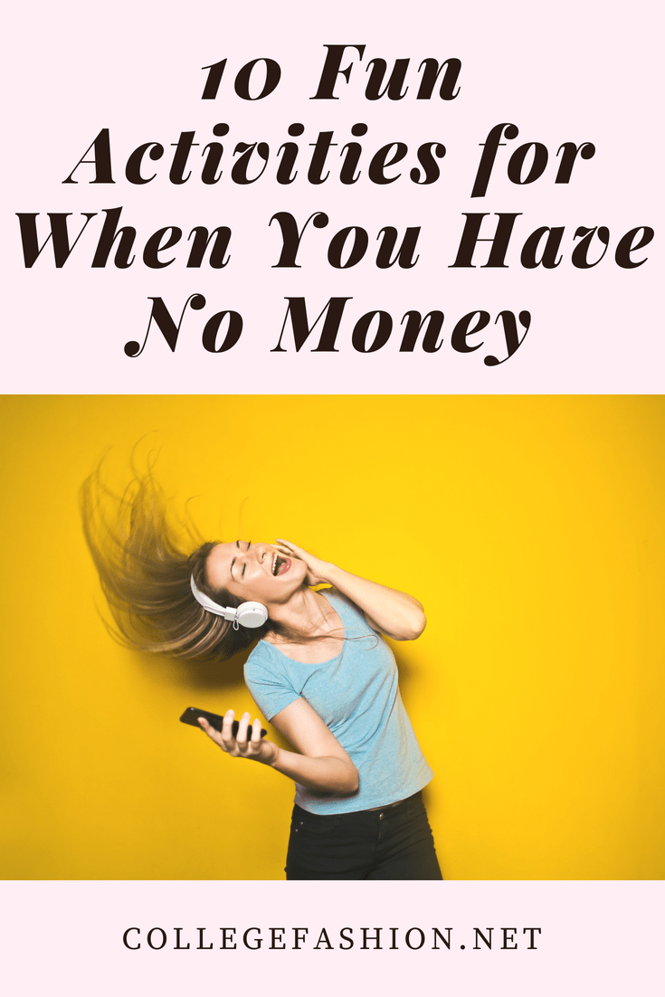 Fun free activities: Best things to do when you have no money