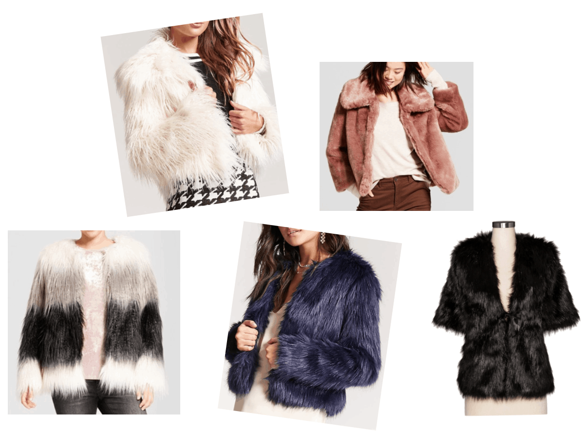 Holiday fashion trends 2017: Furry coats
