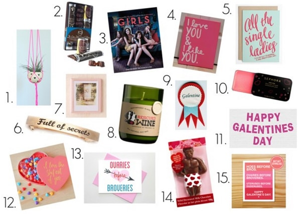 Galentine's Day gifts