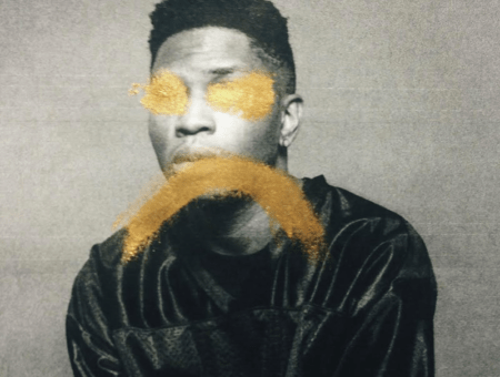 Gallant Ology album cover