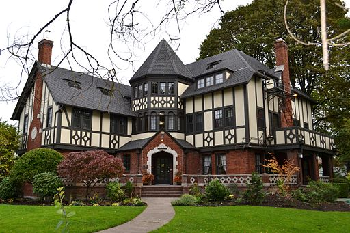 Gamma Phi Beta house at the University of Oregon