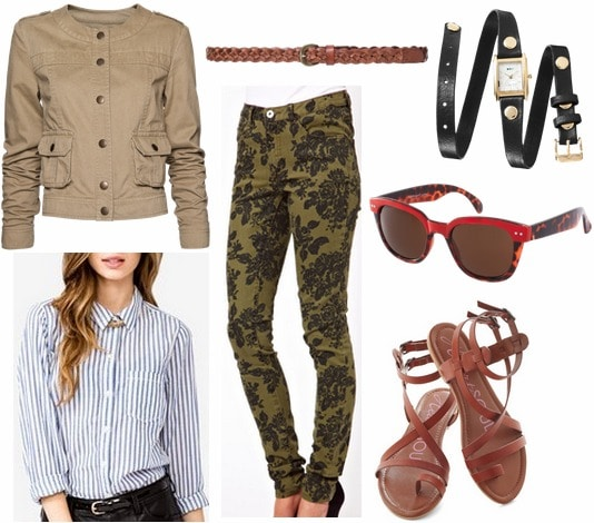 Gant by michael bastian spring 2013 inspired outfit 1